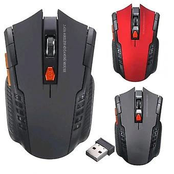 Mini 2.4ghz Wireless Gaming Optical Mouse Mice