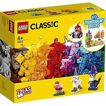 Lego Classic Creatief Transparant 11013