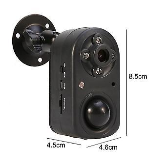 Jagdkamera Mini tragbare hd 1080p Camcorder Infrarot Nachtsicht wasserdichte Kamera für den Außenbereich