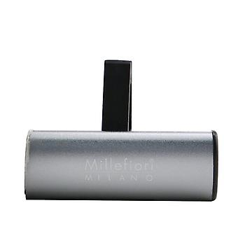 Millefiori Icon Metallo Car Air Freshener - Mineral Gold (Mat Case) 1pc