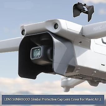 Anti-glare Lens Kap Gimbal Protective Cap Cover zonnescherm voor Mavic Air 2