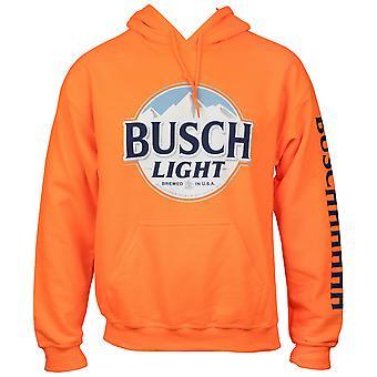 Busch Light Hunter Oranssi Huppari