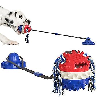 Chien Chew Rope Toy Tug Of War Game Ball Suction Cup Toy Pour l'entraînement Toy| Jouets pour chiens