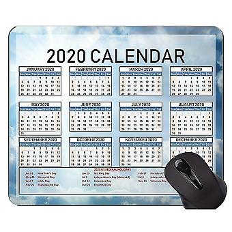 Mouse pads 300x250x3 2020 galaxy calendar custom original mouse pad magical space themed mouse pad with
