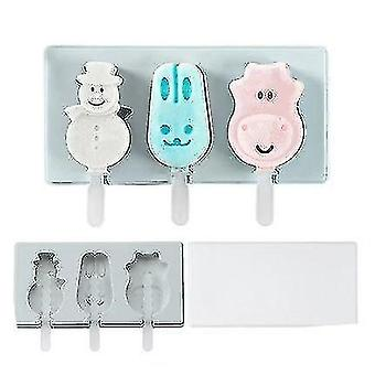 Ice pops contemporary style ice sickle lolly molds 14
