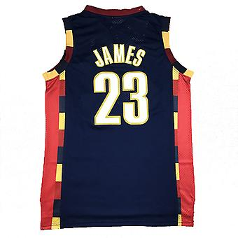Cleveland Cavaliers Lebron James Basketball Jersey No.23