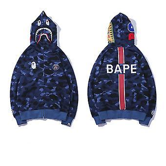 Bape Paris Saint Germain United Camouflage Sweat-shirt à capuche Veste