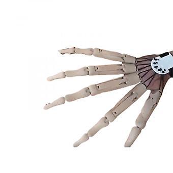 Formsydde fingre Halloween Finger Hansker Med Fleksibel Felles Halloween Fest Kjole Cosplay