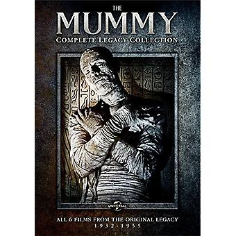 Momie: Importer des USA complète de Legacy Collection [DVD]