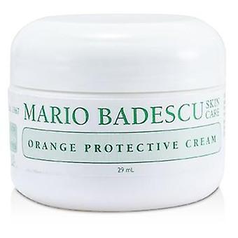 Mario Badescu Orange beskyttende krem - For kombinasjon / tørr / sensitiv hud typer - 29ml / 1oz