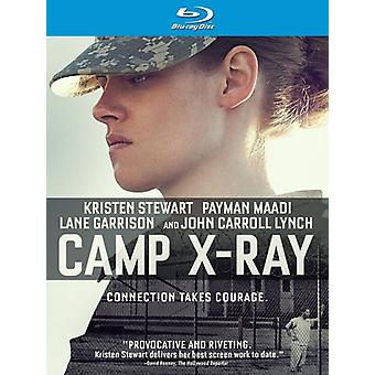 Importer des USA de camp x-ray [BLU-RAY]