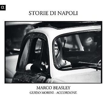 Marco Beasley - importação EUA Storie Di Napoli [CD]