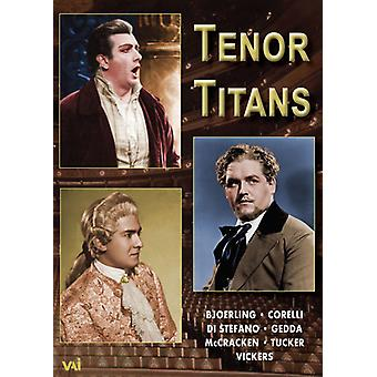 Tenor Titans [DVD] USA import