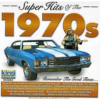 1970 年代 - 1970 年代 [CD] USA 輸入のスーパー ヒットのスーパー ヒット
