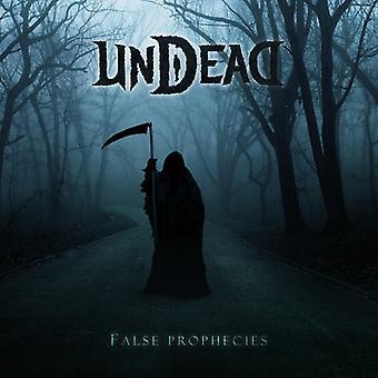 Undead - False Prophecies [Vinyl] USA import