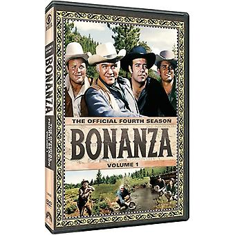 Bonanza - Bonanza: Vol. 1-Official Season 4 [DVD] USA import