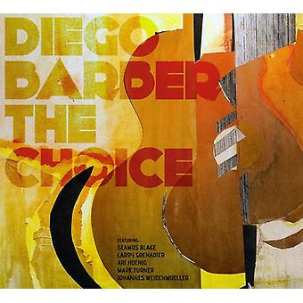 Diego Barber - Choice [CD] USA import
