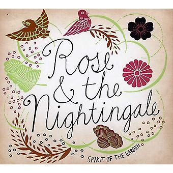 Rose & the Nightingale - Spirit of the Garden [CD] USA import