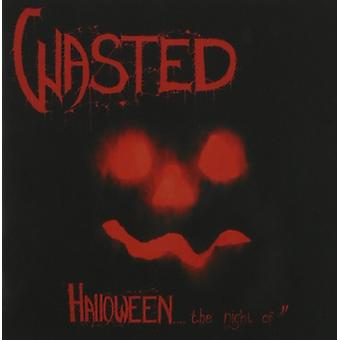 Wasted - Halloween the Night of / Final Convulsion [CD] USA import