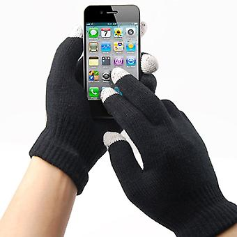 TRIXES Mens Womens Touch Screen Winterhandschuhe für iPhone iPad Smartphone