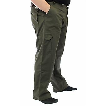 Ed Baxter Tall 38 Heavy Duty Cargo Combat Trousers
