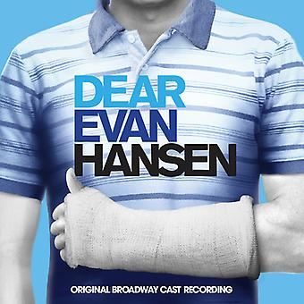 Kära Evan Hansen / O.S.T. - kära Evan Hansen / O.S.T. [Vinyl] USA import