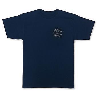 Juramento de Brixton camiseta azul