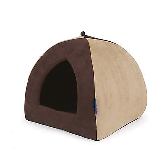 Ancol Pet Products Cat/Small Dog Pyramid Pet Bed