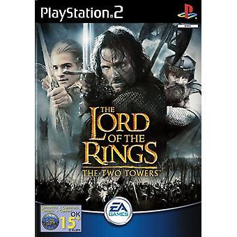 Der Herr der Ringe Die zwei Türme (PS2) - Neu