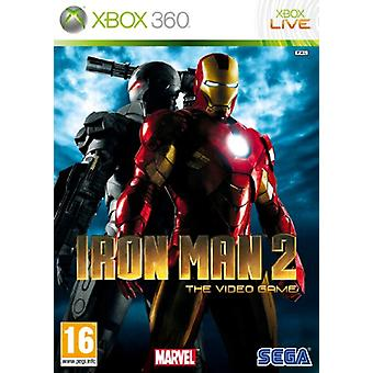 Iron Man 2 The Video Game (Xbox 360) - New