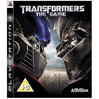Transformers Das Spiel (PS3) - Neu