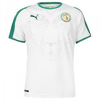 2018-2019 Senegal huis Puma voetbalshirt