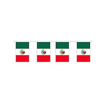 Keltasirkku 6m 20 lippu Meksiko