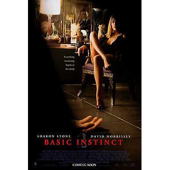 Affiche du film Basic Instinct 2 (11 x 17)