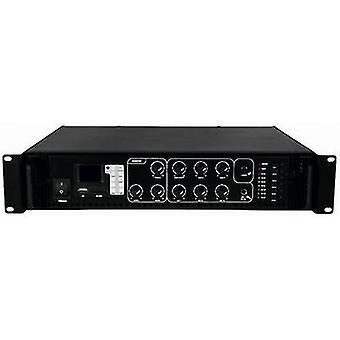 Omnitronic MPZ-120.6P PA amplifier 120 W 6-zone