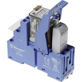 Finder 58.34.8.230.0062 Relaiskomponente Nennspannung: 230 V WECHSELstrom (max.): 7 A 4 Umschaltungen 1 Stk.