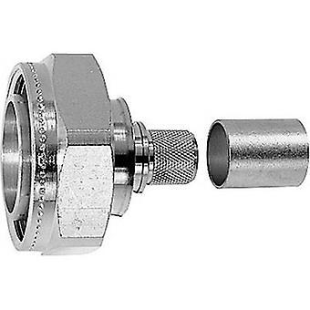 7-16 DIN-liitin pistoke, suoraan 50 Ω Telegärtner J01120B0090 1 PCs()