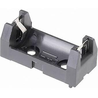 Keystone 108 Batterie Fach 1 X 1/2 AA Lot Lug (L x b x H) 34,5 x 16 x 15 mm