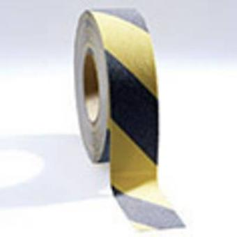 COBA Europe Anti-Skid-Adhesive tape Black, Yellow R13 18.3 m 50 mm