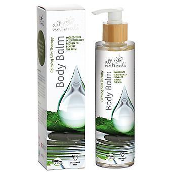 有機鎮静皮膚療法これらのアトピー性皮膚炎と乾癬ボディ クリームに最適。200 ml