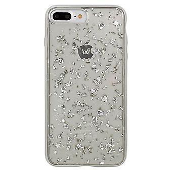Prodigee Treasure iPhone 7/8 Plus Case - Silver