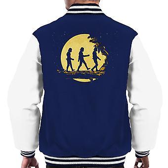 Original Stormtrooper Forest Moonlight Men's Varsity Jacket