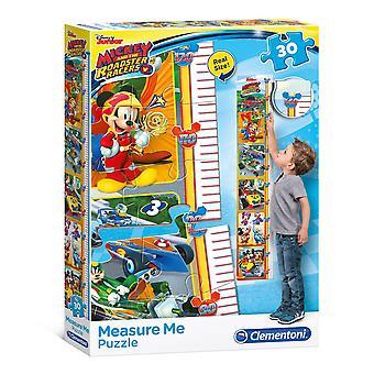 Clementoni Puzzle Herrscher Mickey Roadster Racers, 30st.