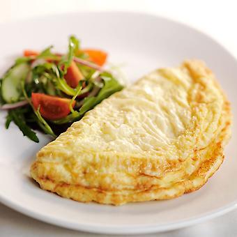 Framptons Frozen Plain Omelettes