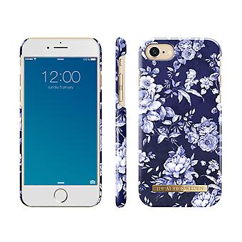 iDeal Of Sweden iPhone 6/6S/7/8/SE skal - Sailor Blue Bloom