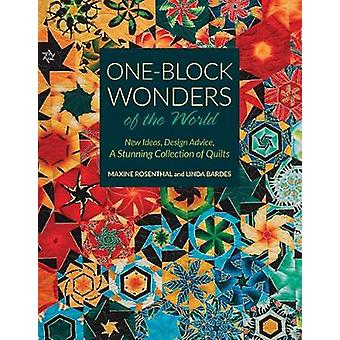 One-Block Wonders of the World - New Ideas - Design Advice - a Stunnin