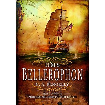 HMS Bellerophon de Colin A. Pengelly - Book 9781783462407