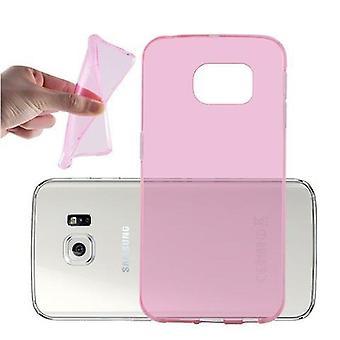 Cadorabo Case for Samsung Galaxy S6 Case Cover - Flexible TPU Silicone Case Case Ultra Slim Soft Back Cover Case Bumper