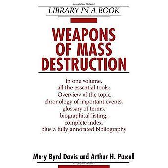 Av massförstörelsevapen (bibliotek i en bok)