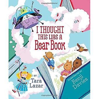 Ajattelin, että tämä oli karhu-kirja
